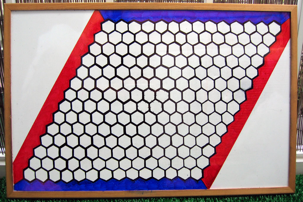 Hex Board 2, Big